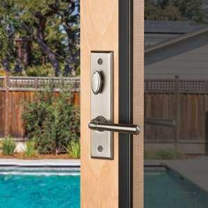 Baldwin SD004102PRIV Concord Privacy Screen Door Lock Oil Rubbed Bronze Finish