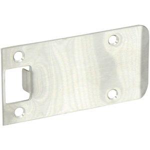 Don Jo EL-104-630 2-1/4 Inch x 4 Inch Extended Lip Strike Plate