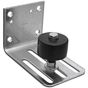National Hardware N131490 DP318BC Heavy Stay Roller Galvanized Finish