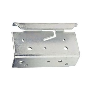 National Hardware N161174 6007BC Center Guide Zinc Plated Finish