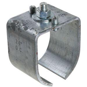 National Hardware N193938 5419BC Round Rail Splice Brackets Only Galvanized Finish