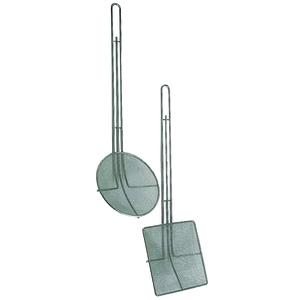 UPDATE INTERNATIONAL SKM-RDF-XCP12 WIRE SKIMMER CHROME PLATED ROUND FINE - pack of 12