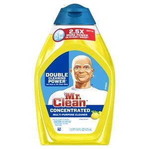 MR. CLEAN 88864-XCP41 MR. CLEAN LIQUID GEL CONCENTRATE LEMON - pack of 41
