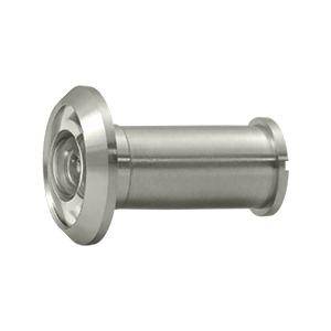 """Deltana 55211U15 1-3/16"""" Diameter Traditional Door Viewer Satin Nickel"""