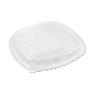 D & W FINE PACK CL213-1604H5-XCP20 CONTAINER LOW LID 16 INCH DOME - pack of 20