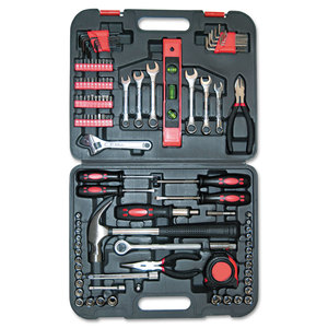Great Neck Saw GNSTK119 119-Piece Tool Set