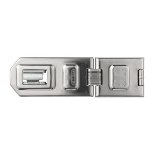 ABUS 140/120C 4-23/32 In. Steel Security Hasp