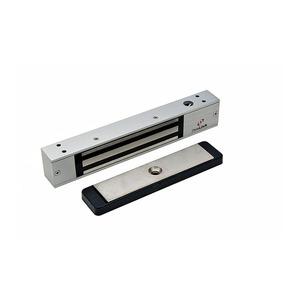 DynaLock 2511 DSM Single Electromagnetic Mini Lock Outswing, Door Switch Monitor, 12/24VDC
