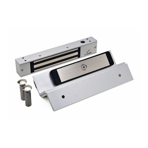 DynaLock 2511TJ Single Electromagnetic Mini Lock Inswing, 12/24VDC