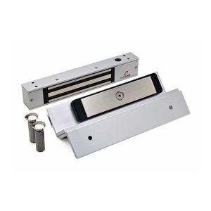 DynaLock 2511TJ DSM Single Electromagnetic Mini Lock Inswing, Door Switch Monitor, 12/24VDC