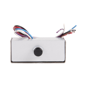 Dortronics 5236-P25 5236 Series Snap Action Mini Box, 1 DPDT Momentary Buttons, Mini Box Mounted