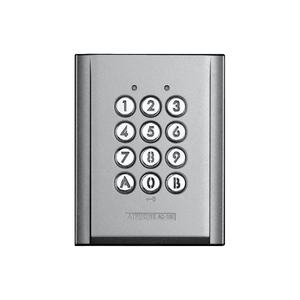 Aiphone AC-10S Access Control Keypad, Surface Mount, JF/JK-DV Door Stations