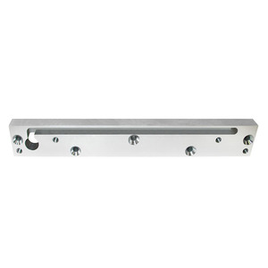 SDC UF81V Maglock Accessories Satin Aluminum Clear Anodized
