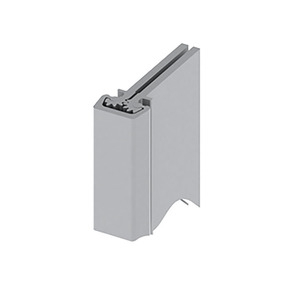 Hager 780-112 95 CLR Continuous Hinge Satin Aluminum Clear Anodized