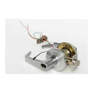 BEST 9KW37DEL15DS3626 9KW Series Electromechanical Lock, Satin Chrome
