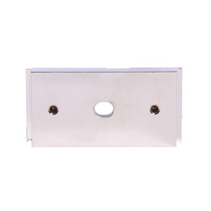 Assa Abloy Electronic Security Hardware - Securitron APS-MM15 Armature Plate for MM15 Satin Stainless Steel Finish