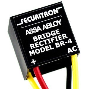 SECURITRON BR-4 4 Amp Bridge Rectifier