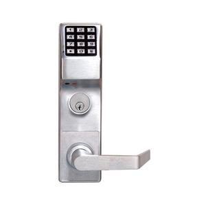 Alarm Lock ETDLR1G/26DC50 ET Series Trilogy Keypad Exit Trim