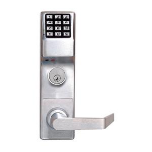 Alarm Lock ETDLS1G/26DV99 ET Series Trilogy Keypad Exit Trim