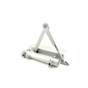 Stanley Closer D4551H689 Surface Mount Hold Open Door Closer Adjustable 1-4 Aluminum Finish