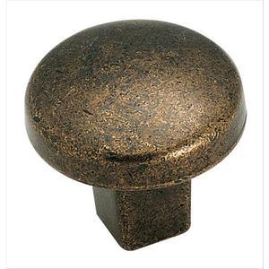 Forgings 1-1/4 Inch Diameter Mushroom Cabinet Knob