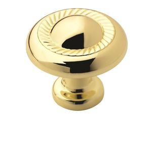 Amerock BP530223 Allison Value Hardware 1-1/4 Inch Diameter Mushroom Cabinet Knob
