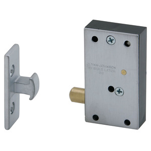 IVES CL12 US26D CL12 Invisible Cabinet Latch