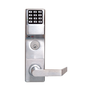Alarm Lock DL3500CRL US10B Left Hand Classroom Digital Mortise Lock Oil Rubbed Bronze Finish