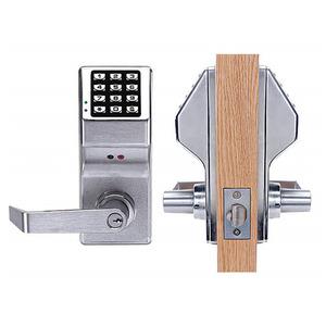 Alarm Lock DL5300 US26D DL5300 Battery Operated Digital Lock
