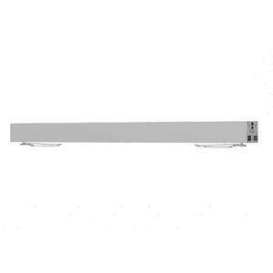 Door Operator Satin Aluminum Clear Anodized