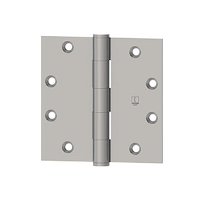 Hager 1191 4-1/2X4-1/2 US32D Hinge Satin Stainless Steel