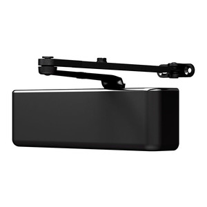 LCN 4040XP-REG BLACK Door Closer Black Painted