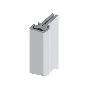 Hager 780-110HD 95 CLR Continuous Hinge Satin Aluminum Clear Anodized