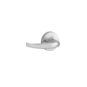 Command Access Technologies CAND80JDEU SPA 612 24V Electric Cylindrical Lock Satin Bronze Clear Coated