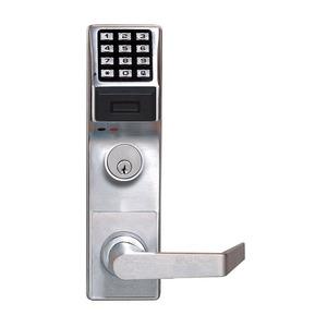 Alarm Lock ETPDNS1G/10BV99 Access Control Dark Oxidized Satin Bronze Oil Rubbed