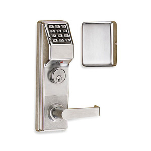 Alarm Lock ETDLS1G/26DS88 ET Series Trilogy Keypad Exit Trim