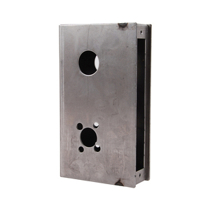 Keedex K-BXMOR1 WELDABLE GATE BOX MORTISE SCHLAGE L SERIES SARGENT 7800/8200 YALE 4600, 8600, 8700