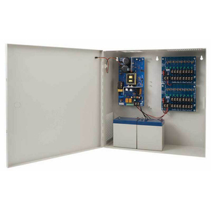 Assa Abloy Electronic Security Hardware - Securitron AQD6-8C1R2 Power Supply Applied