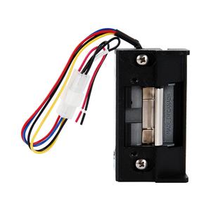 RCI AS65 Series Standard Profile Electric Strike, Less Faceplate, 12-24 VAC, 12/24 VDC, Fail Safe/Fail Secure