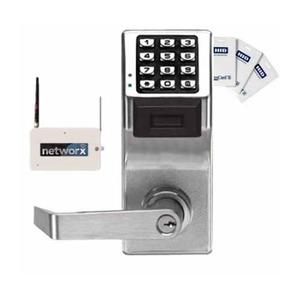 Alarm Lock PDL6100 US10B Access Control Dark Oxidized Satin Bronze Oil Rubbed