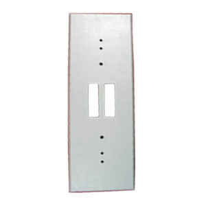 Detection Systems TP160 Trim Plate for DS150, DS160 Series, White
