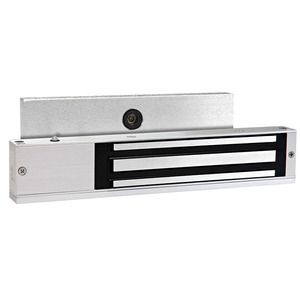 Alarm Lock PM600L Maglock Satin Aluminum Clear Anodized