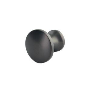 KasaWare K459BORB-1 1-1/8 Inches Diameter Decorative Round Cabinet Knob Oil Rubbed Bronze