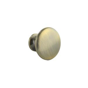 Ultra Hardware 41571 1-1/4 Inches DIameter Round Disc Cabinet Knob