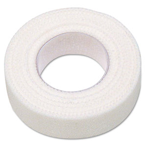 """Acme United Corporation FAO12302 First Aid Adhesive Tape, 1/2"""" x 10yds, 6 Rolls/Box"""
