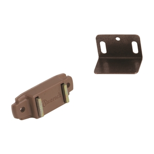 Amerock BP9765PT Magnetic Catch Plastic Tan Finish
