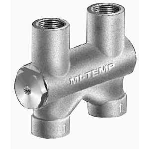 Mifab MI-TEMP MITEMP AUTOMATIC PRESSURE BALANCE VALVE Bronze