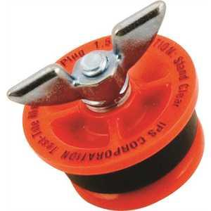Test-Tite 83593 3 in. Plastic Twist-Tite Mechanical Wingnut Test Plug