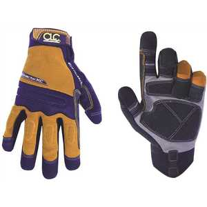 Custom LeatherCraft 160XX Contractor XC Hi Dexterity Glove - XXLarge