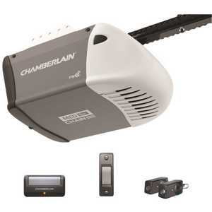 Chamberlain C205 1 2 Hp Heavy Duty Chain Drive Garage Door Opener